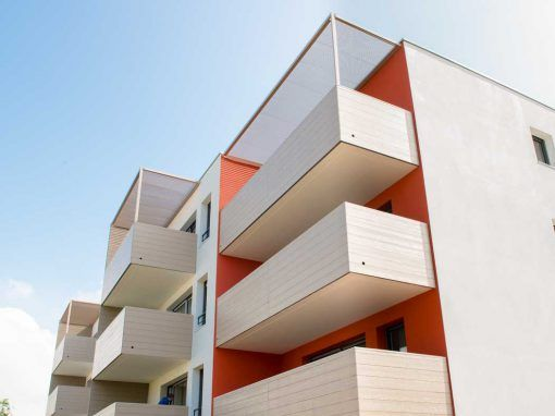 22 logements – Résidence Jules FERRY – Saint Martin des Champs