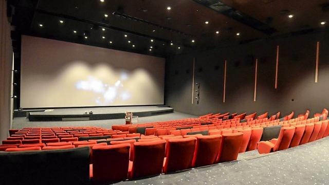 Extension complexe cinéma CINELAND – TREGUEUX