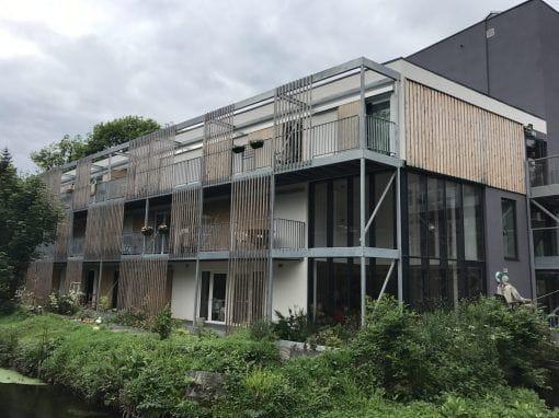 Extension et Réhabilitation de 45 logements – EMMAUS Plérin